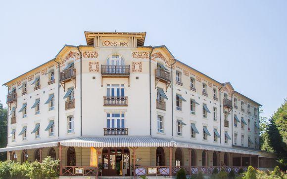 Hôtel Les Loges du Parc