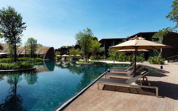 Hôtel Kalima Khao Lak 5* avec pré-extension possible à Bangkok