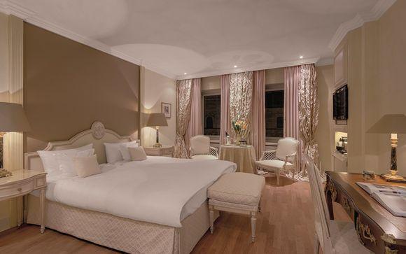 Poussez les portes de l'Hotel Königshof 5*