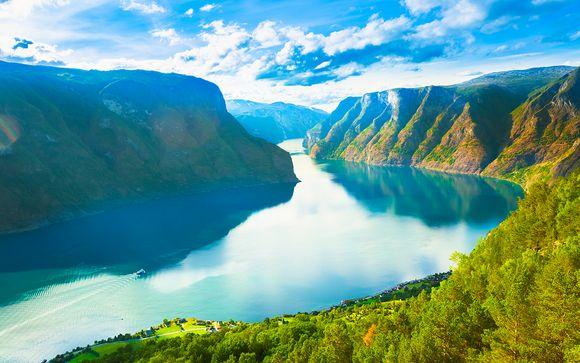 Magie des Fjords 7 jours/6 nuits 3* et 4*
