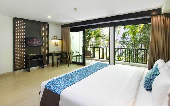 Poussez les portes de vos hôtels 4* D'Bulakan Boutique Resort et Camakila Legian Bali