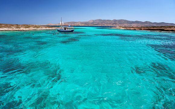 Combiné d'îles incontournables Cyclades