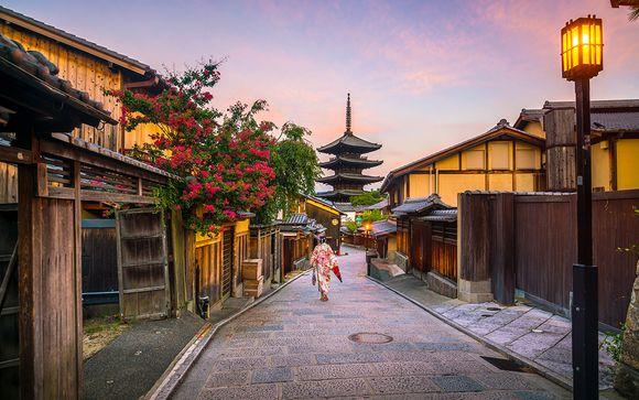 Circuit Intensément Japon en hôtels 3* ou 4* - 9, 11 ou 13 nuits