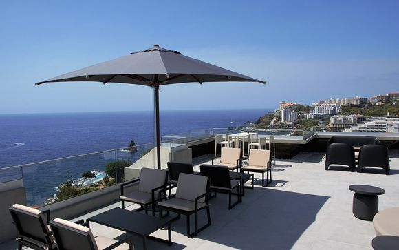 Hôtel Allegro Madeira - Adults Only 4* by Barcelo Hotels Group