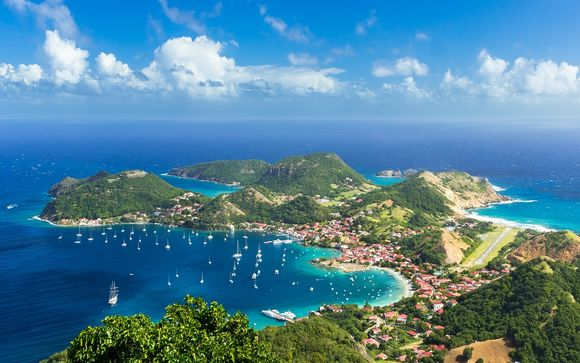 Circuit 3 îles de Guadeloupe en liberté