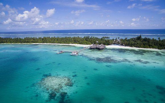 Votre extension à Medhufushi Island Resort 4*