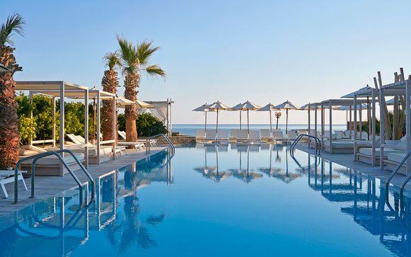 Séjour entre adultes en mer Egée