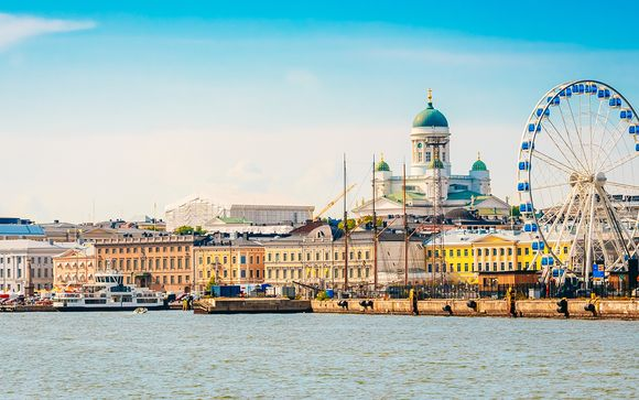 Séjour découverte d'Helsinki et de Tallinn