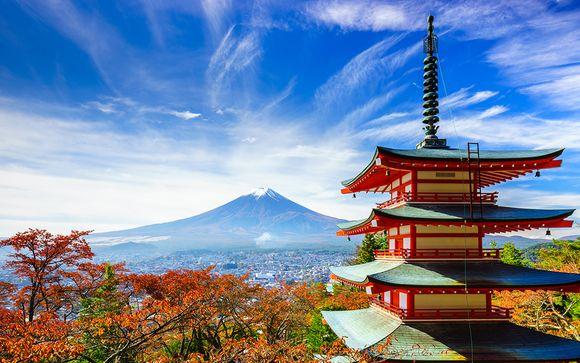 Autotour Traversée du Japon en 10 ou 12 nuits