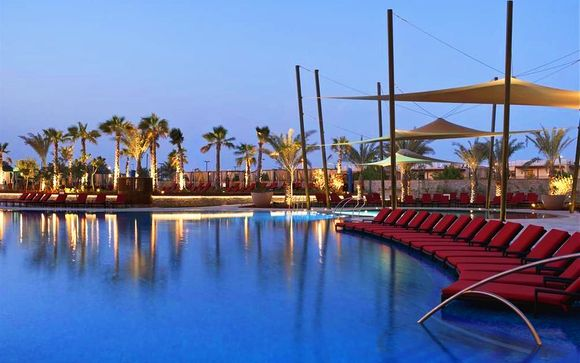 The Westin Abu Dhabi Golf Resort and Spa 5*