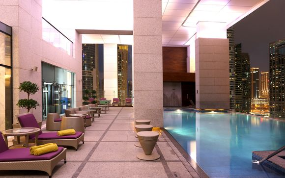 Bonnington Jumeirah Lake Tower 5*