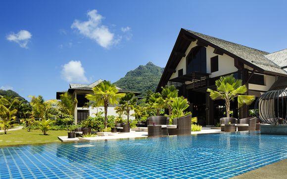 Votre extension à l'hôtel The H Resort Beau Vallon Beach 5*