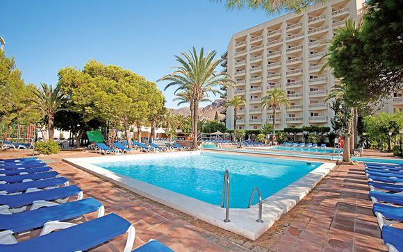 Poussez les portes de l'hôtel Portomagno 4*