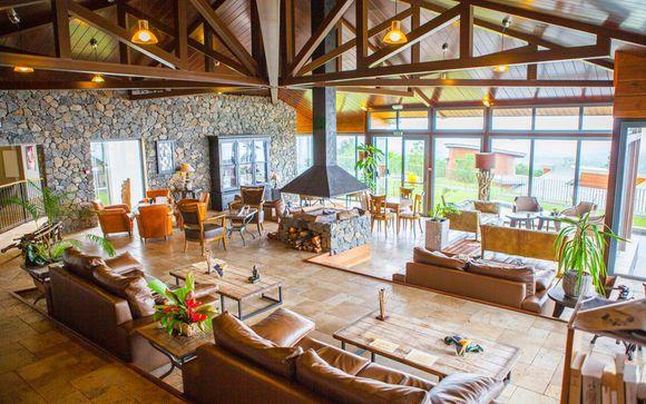 Poussez les portes du Diana Dea Lodge 4* à Sainte-Anne