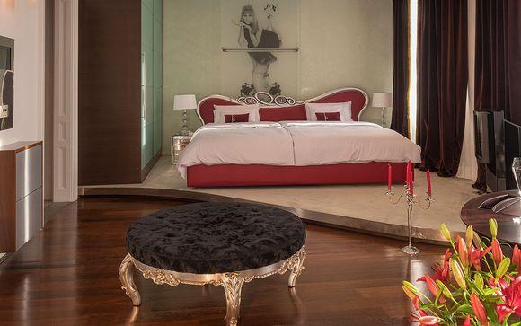 Poussez les portes de votre hôtel House of Time Vienna 5*