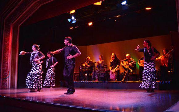 Hôtel & Spa Villa Olimpica Suites 4* + spectacle de Flamenco