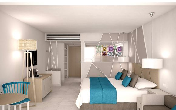 Poussez les portes de l'hôtel Sol Varadero Beach 4* à Varadero