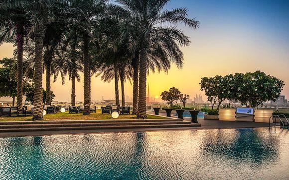 Poussez les portes de l'hôtel Intercontinental Festival City 5*