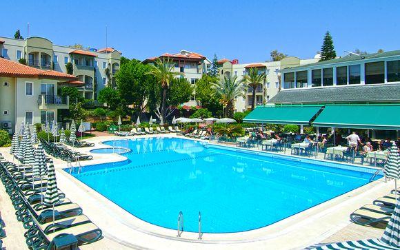 Turquie Antalya - Hôtel Gardenia Beach 4* à partir de 339,00 € (339.00 EUR€)