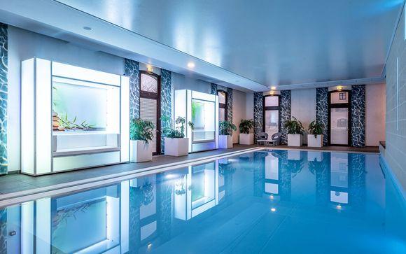 Radisson Blu Hôtel Paris Marne-la-Vallée 4*