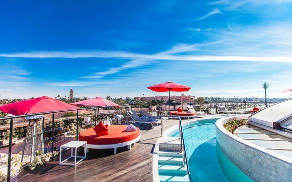 Hôtel The Pearl Marrakech 5*