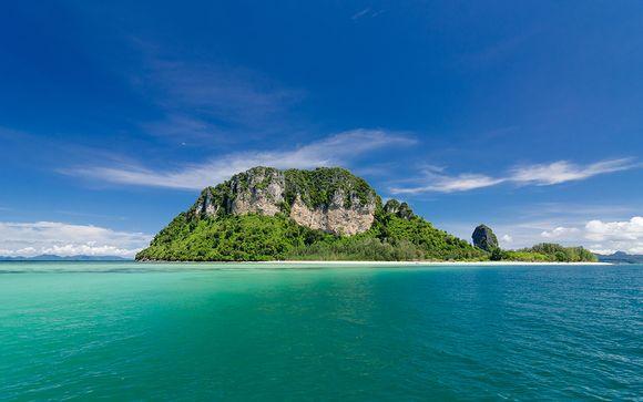 Mettez une option sur l'évasion à Krabi