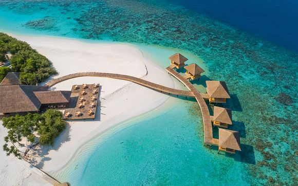 Hôtel Kudafushi Resort & Spa 5*