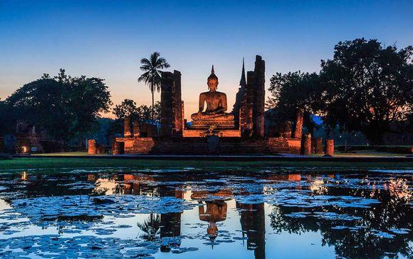 Combiné Panviman Chiang Mai 5* & Panviman Koh Chang 4*