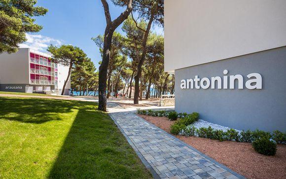 Poussez les portes des Villas Arausana and Antonia