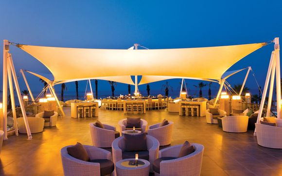 Luxe et tout inclus en mer Egée