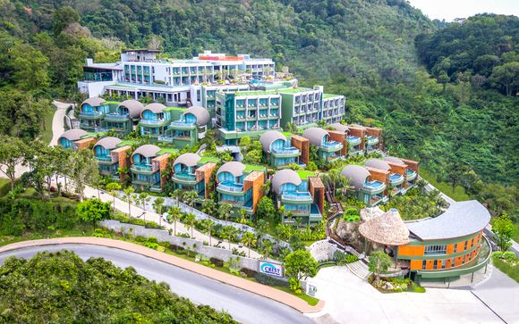 Poussez les portes de l'hôtel Crest Resort & Pool Villas 5*