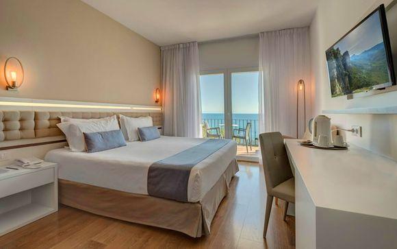 Poussez les portes du Park Hotel San Jorge & Spa 4* Sup