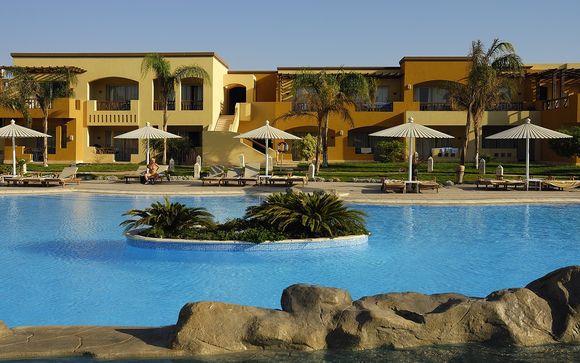 Jaz Casa del Mar Resort 4* avec croisière sur le Nil possible