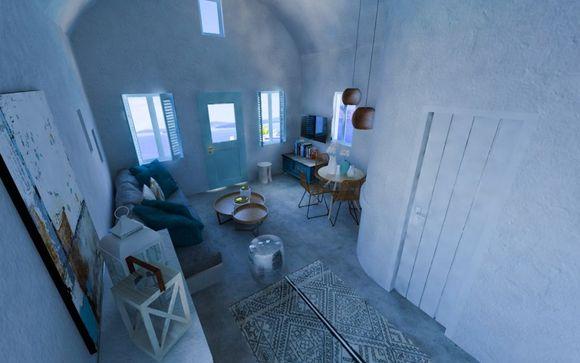 Poussez les portes de votre Cape 9 Suites