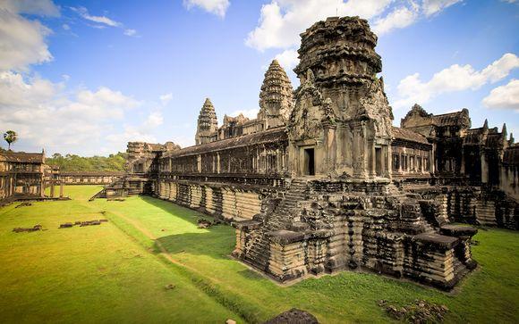 Zoom sur votre programme en 10 nuits - Extension au Cambodge