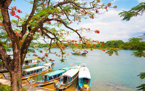 Circuit Vietnam en profondeur et extension possible à la plage