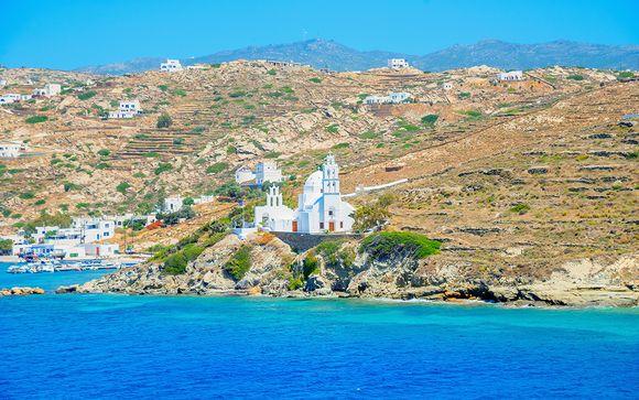 Zoom sur votre programme Santorin - Paros - Mykonos (14 jours/13 nuits)