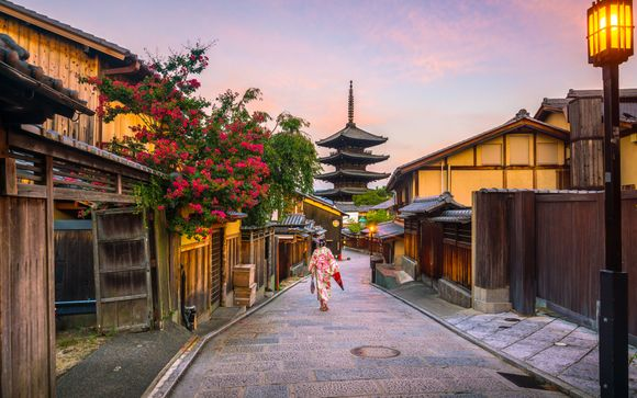 Rendez-vous... à Kyoto