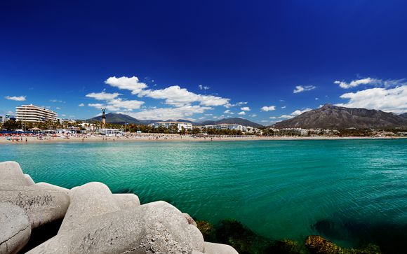 Escapade bleutée sur les côtes andalouses