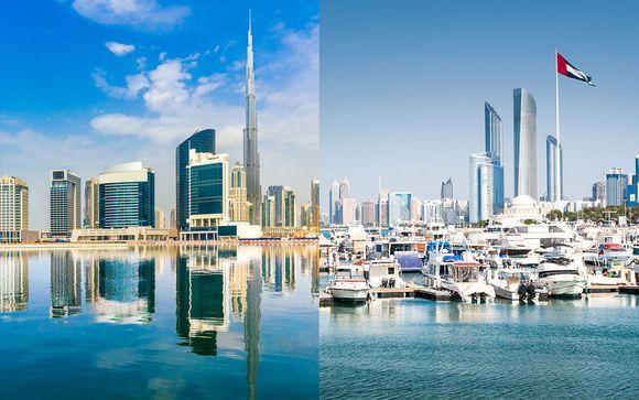 Combiné 5* Intercontinental Marina et Bab Al Qasr