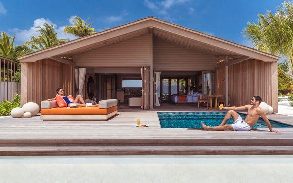 Votre séjour balnéaire au Club Med Villas de Finolhu