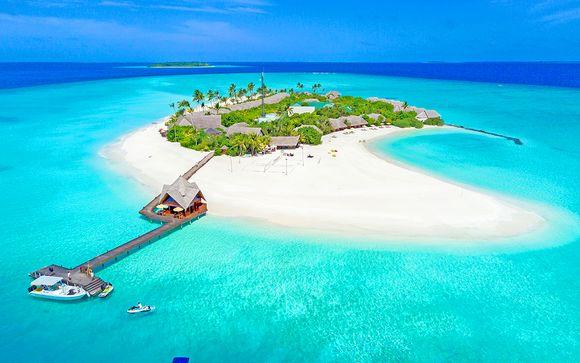 Hôtel Dhigufaru Island Resort 5*