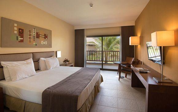Poussez les portes de l'hôtel Vila Galé Cumbuco 5*