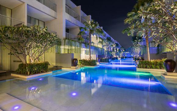 Poussez les portes de l'hôtel KANVAZ Village Resort Seminyak 5* (ou similaire) à Seminyak