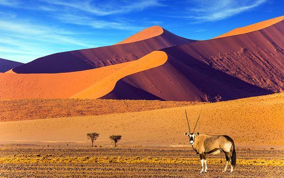 Circuit Trésors d'Afrique Australe