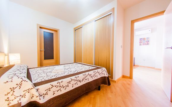 Poussez les portes de votre Aparthotel Costera del Mar 4*