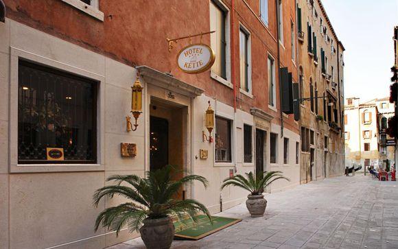 Hôtel Kette 4*