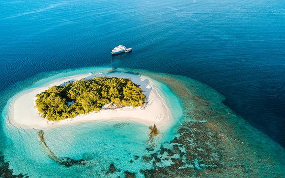 Maldives Malé - Croisière d'exception aux Maldives et escale à Dubaï à partir de 1 176,00 € (1176.00 EUR€)