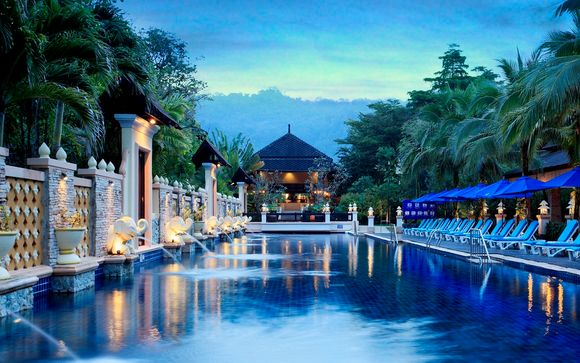 Centara Seaview Resort Khao Lak 4*