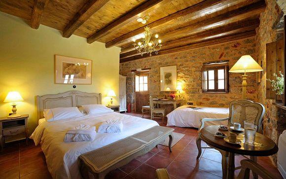 Poussez les portes de votre Hôtel Citta Dei Nicliani 4*